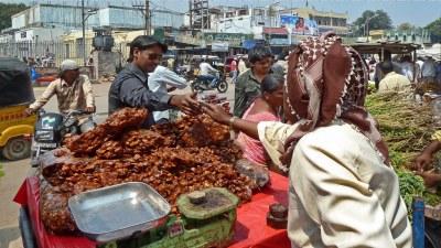 హైదరాబాద్లో ఖర్జూర పండుగ