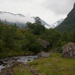 7 viajefilos en Noruega, Bondhusbreen 11
