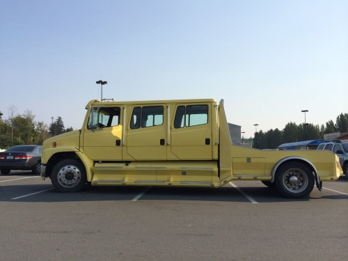 small resolution of  freightliner 6 door custom by lowston