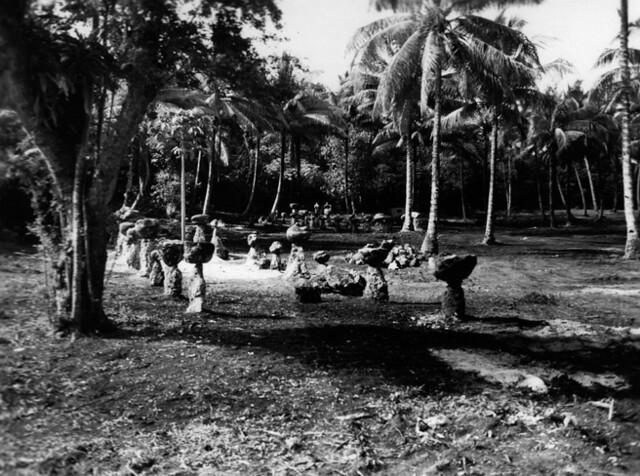 Gougna Latte, Guam 1946