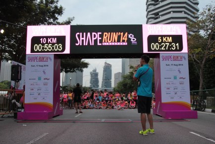 Shape Run 2014