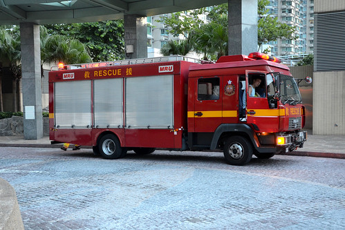 Hong Kong Fire Services Department F297   28/08/14. Caribbea…   Flickr