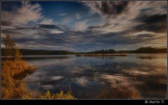 Säfsjönmeer Zweden