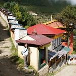 30-Namche Bazaar.Monasterio