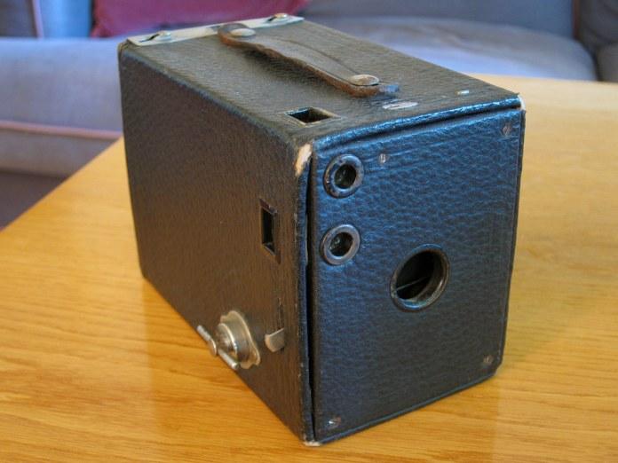 Kodak Brownie No. 2 Model D