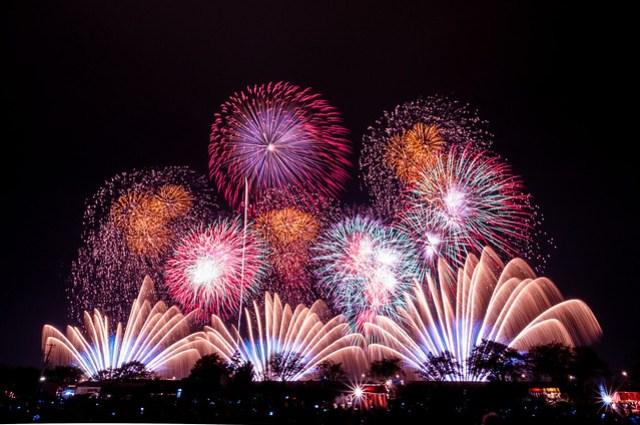 Firework contest