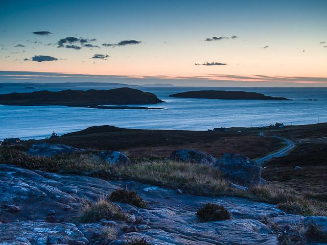 Altandhu, Isle Ristol and Eilean Mullagrach