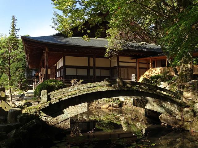 Takayama: Hokke-ji Temple