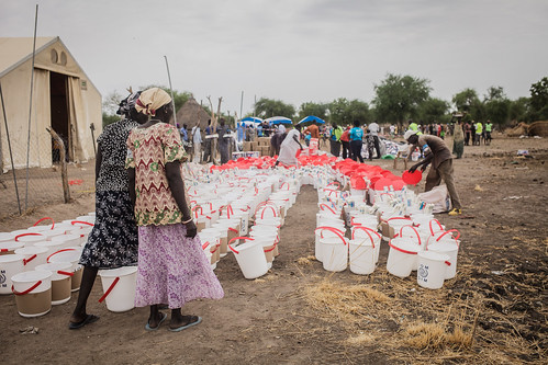 Improving water hygiene and sanitation in South Sudan European Civil Protection and