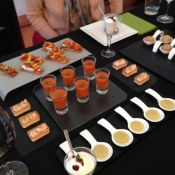 Tapas during the Painting Workshop Spain with www.frenchescapade.com