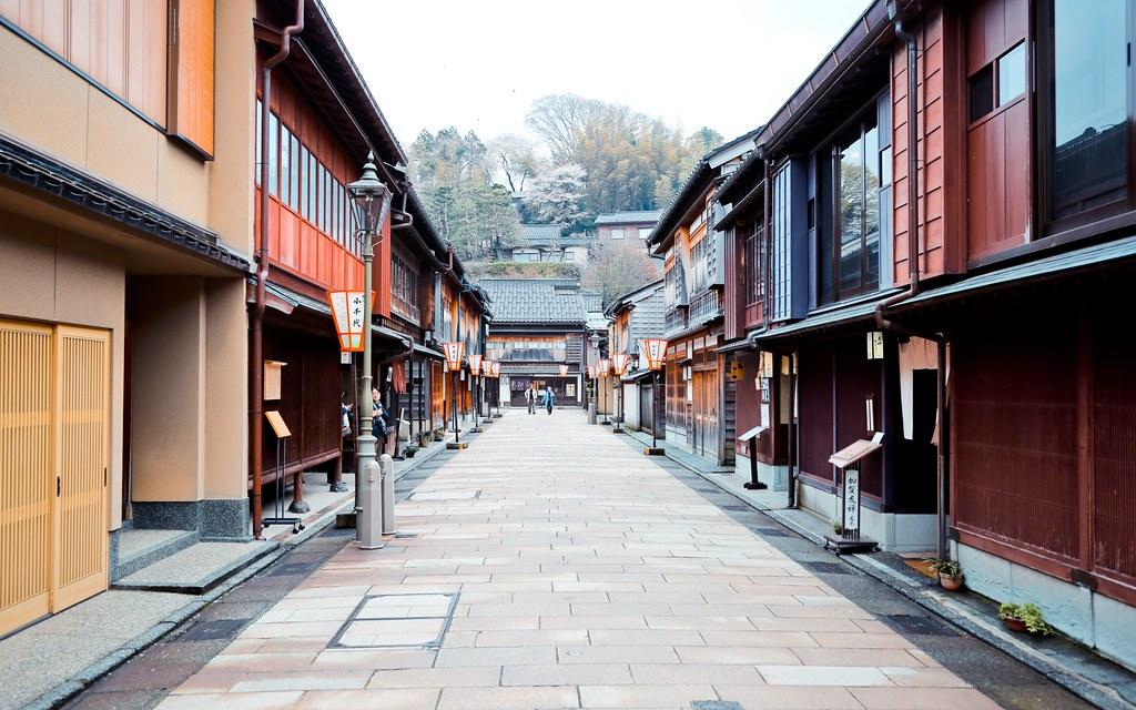 金沢 東山ひがし (東山茶屋街)   西文 Simon   Flickr