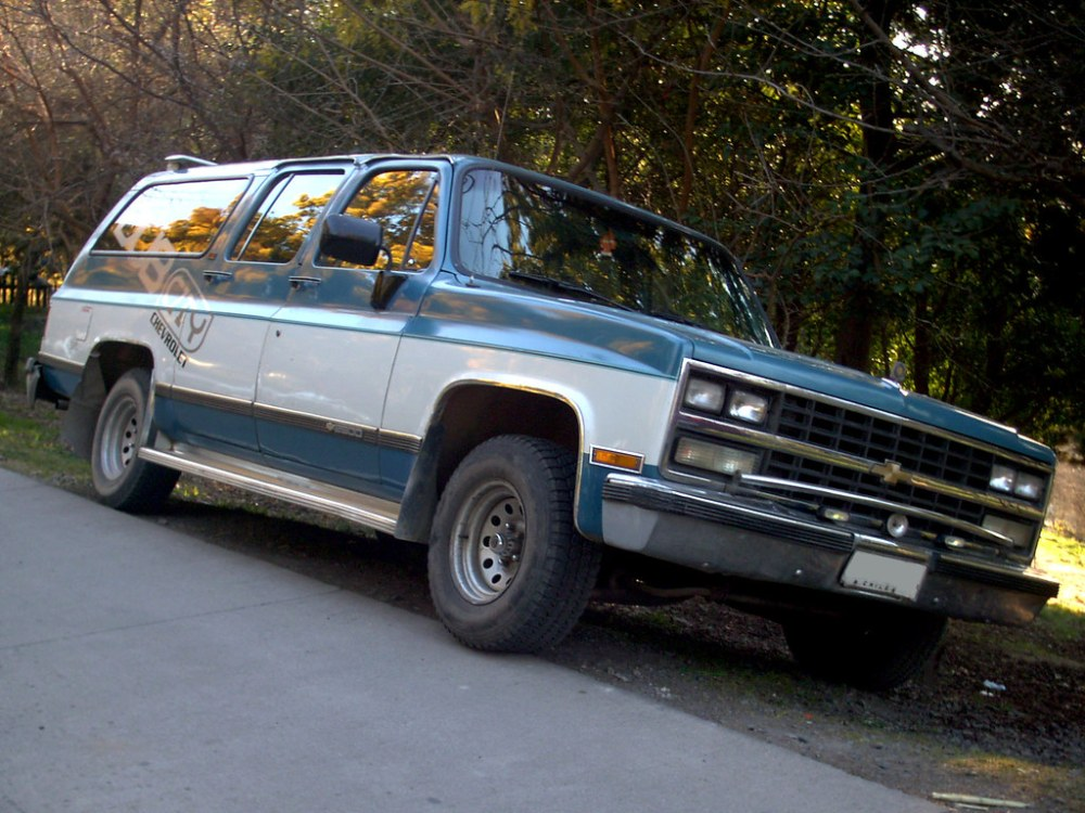 medium resolution of  chevrolet 2500 suburban sle 1989 by rl gnzlz