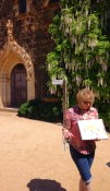 Cindy Briggs Watercolor Painting Workshop Spain with www.frenchescapade.com