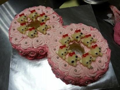 8 year old birthday cake