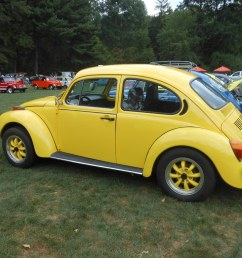 hot yellow 74 super beetle by smaginnis11565 [ 1024 x 768 Pixel ]