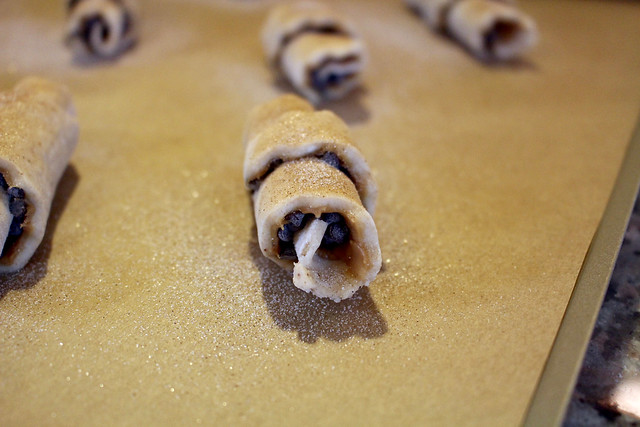 Gingerbread Speculoos Rugelach - 16