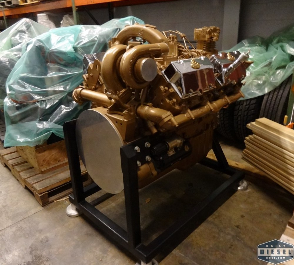 medium resolution of  mack truck e9 engine by daily diesel dose
