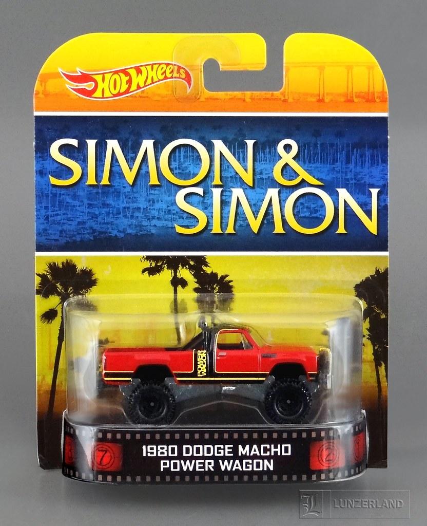 Simon And Simon Car : simon, Wheels, Retro, Entertainment, Simon, Dodge, Macho, Power, Wagon, Hobbies, Ltwngdc, Other, Vehicles