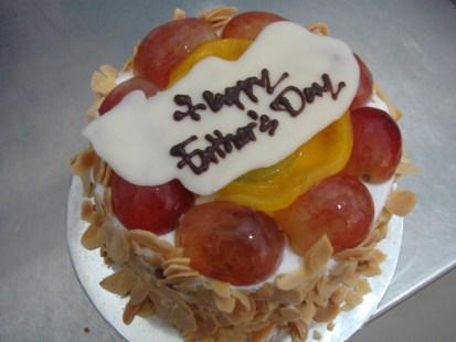 250gm mini size fruit cake