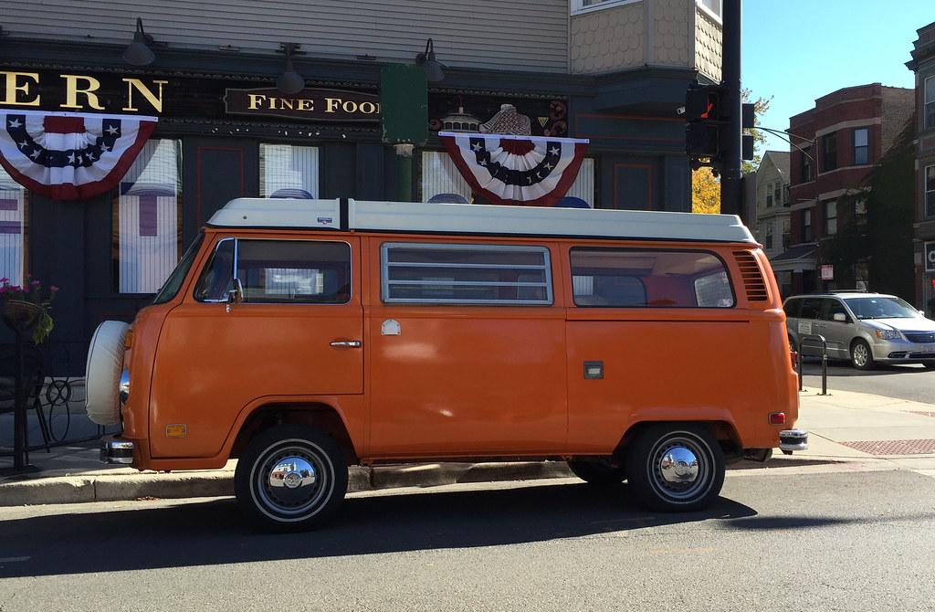 vintage vw bus chicago