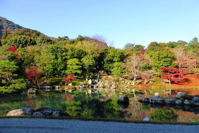 Tenryu-ji, Sogenchi Teien (Garden) -3 (November 2016)