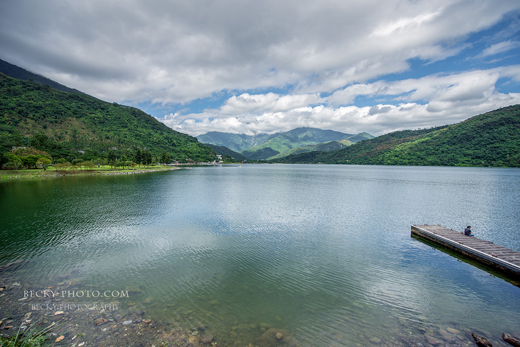 2015.Nov Liyu Lake @Hualien 花蓮鯉魚潭   you can choose walk or b…   Flickr