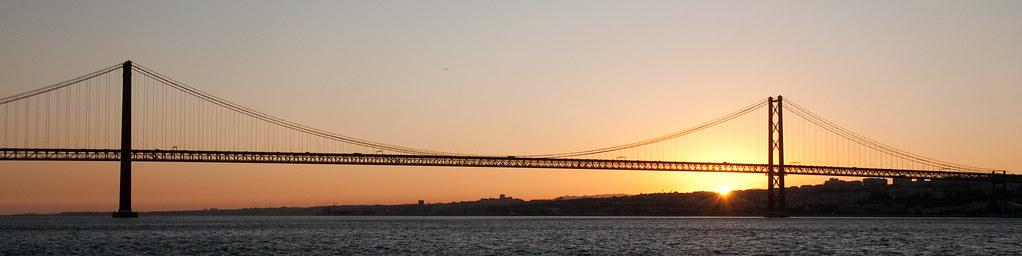 Pont à Lisbonne