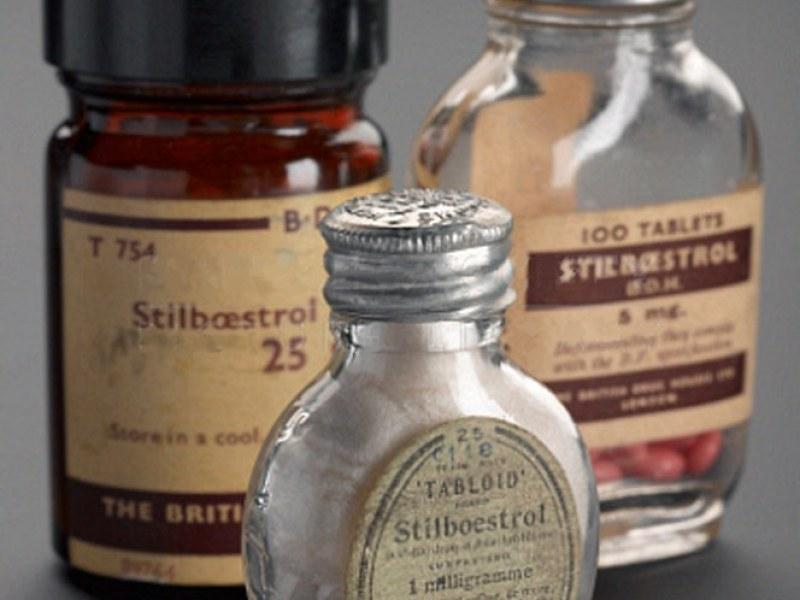 STILBOESTROL Bottles