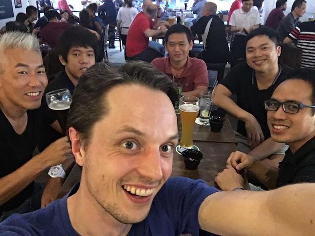 Team ARTO at Blue Mist