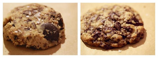Rye Whiskey Chocolate Chip Cookies - 29