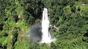 Vantawang Waterfall, Mizoram