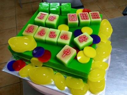 Mahjong Jelly