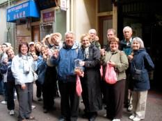 Visite des fortune cookies a Chinatown Visite en francais de la prison d'Alcatraz lors de la visite privée de San Francisco avec www.frenchescapade.com
