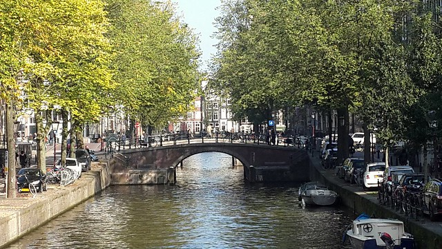 Bridge at Leidsegracht