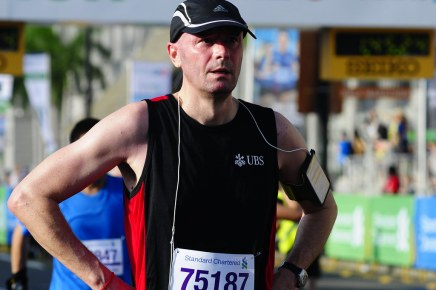 Standard Chartered Marathon Singapore 2015