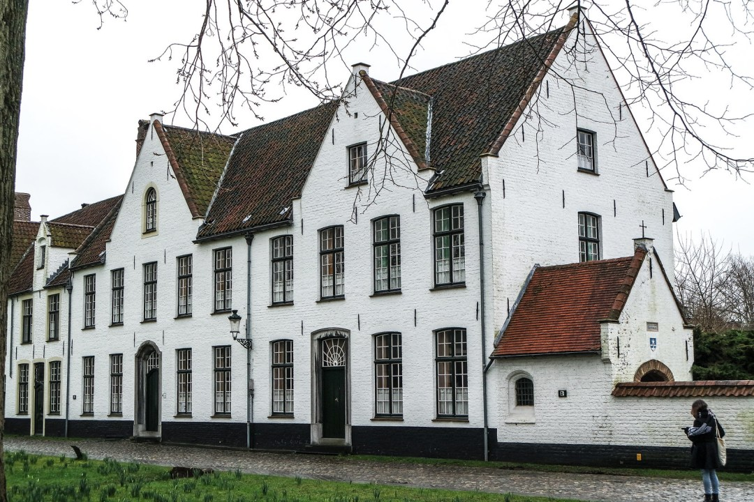 Bruges, beghinaggio