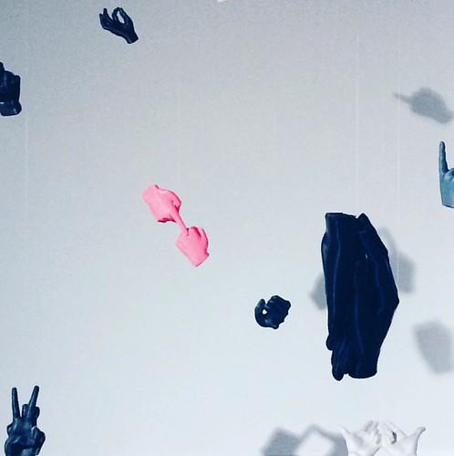 空中樓閣 #moca #chengdu #imake #art   棉球方塊.J   Flickr