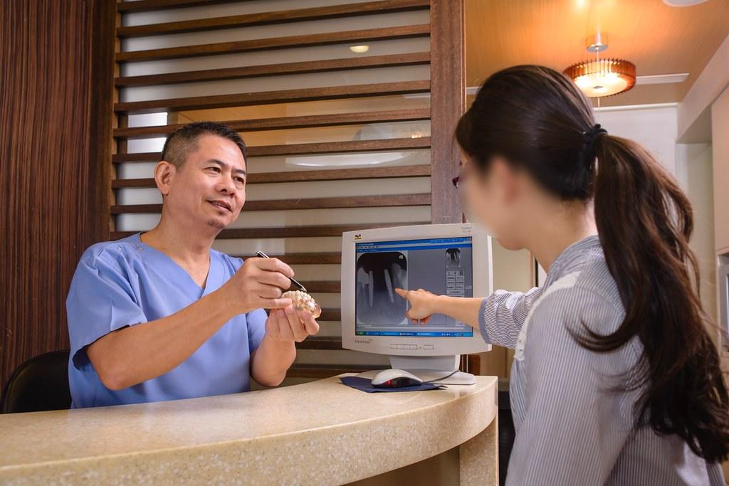 [推薦]臺南佳美牙醫做全瓷冠假牙享受高規格禮遇 (8)   牙醫俏護士   Flickr