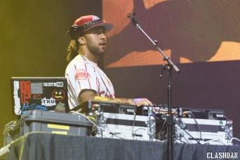 ColleGrove (Lil Wayne & 2 Chainz) @ Music Midtown Festival in Atlanta GA on September 17th 2016