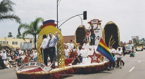San Diego LGBTQ Pride Parade, 2003