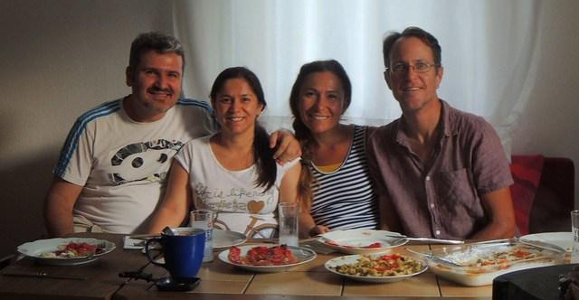 Ulaş, Sibel, Ferda, Bryan by bryandkeith on flickr