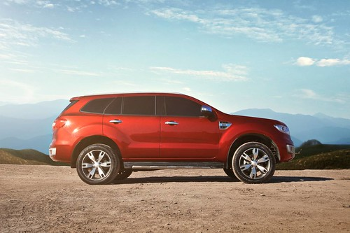 2015 Ford Everest - First Drive
