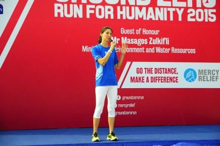 Ground Zero – Run for Humanity 2015