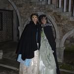Viajefilos en el Carnaval de Venecia, cena de carnaval 03