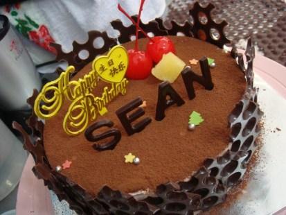 chocolate mousse half kg