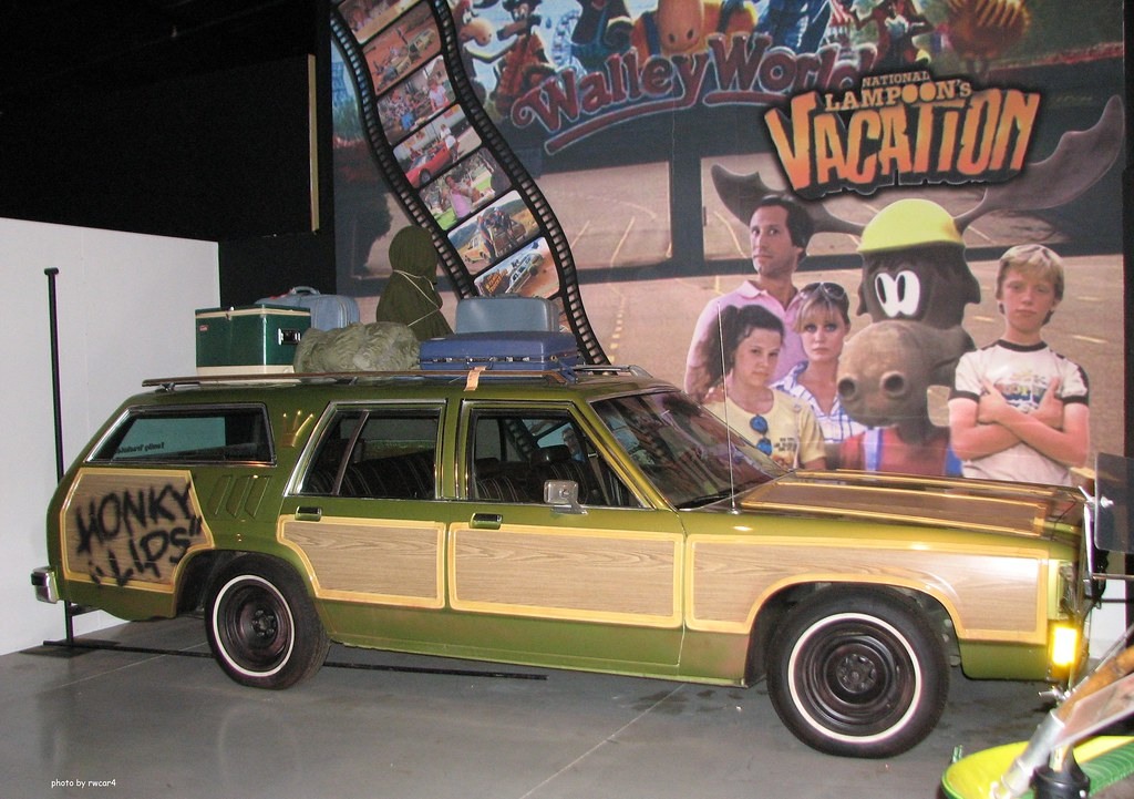 Wagon Queen Family Truckster From National Lampoon S Vacat Flickr