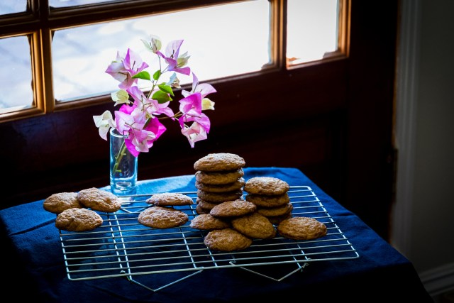 c is for cookie. and cider.