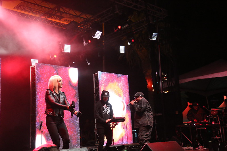 Big Grams - Treasure Island Music Fest 15