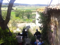 David Savellano Watercolor Painting Workshop in Spain with www.frenchescapade.com
