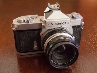 Nikon Nikomat FTn